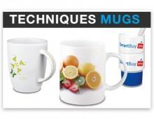Technique impression Mugs